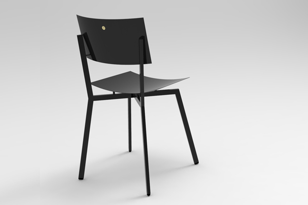 כסא תלמיד  - פנים 0099