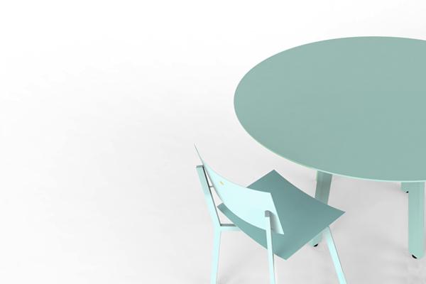 שולחן עגול - בפנים -004