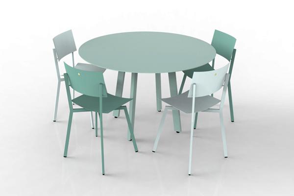 שולחן עגול - בפנים -005